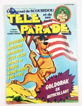 TELE Parade - Monthly n°3 (Shogun Jumbo Machineder Mattel Poster)