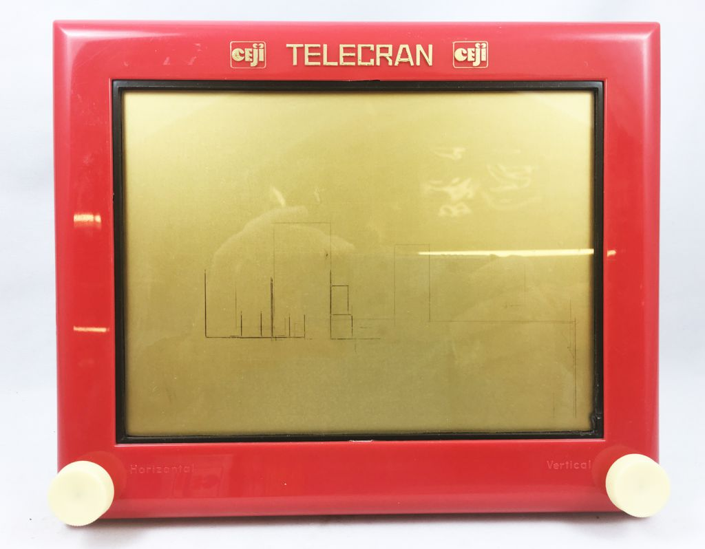 Telecran (Magic Screen) - Ceji France