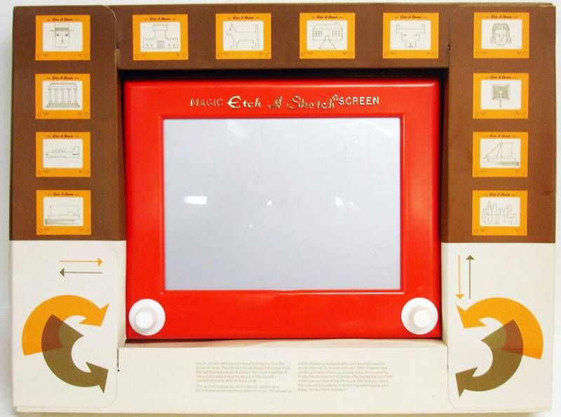 Telecran (Magic Screen) - Model Toys Ltd.
