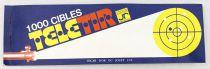 TeleTir 1000 Targets - JR (Jouets Rationnels) 1972