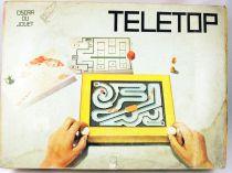 Teletop (Magic Screen) - Jouets Rationnels France 1960\'s