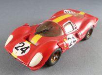 Tenariv Réf N°11 Ferrari P4 Le Mans 1967 N°24 Kit Métal Montage Usine 1/43