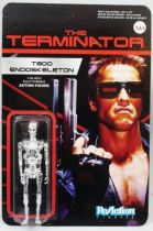 Terminator - ReAction - T-800 Endoskeleton (chrome)