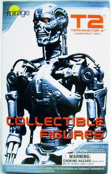 Terminator 2 - Collectible Figures - Terminated