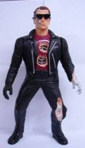 Terminator 2 - Kenner - Talking 14\'\' T-800 Ultimate Terminator