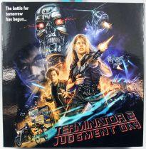 Terminator 2 - Sarah Connor & John Connor (Judgement Day) Ultimate Figures - Neca