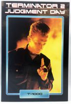 Terminator 2 - T-1000 (Judgement Day) Ultimate Figure - Neca