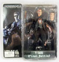 Terminator 2 - T-800 (Final Battle) - Neca