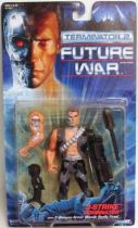 Terminator 2 Future War - Kenner - 3-Strike Terminator