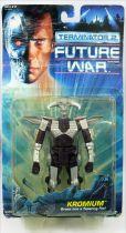 STAR WARS 1996 WEEQUAY SKIFF GUARD sur vert potf Carte
