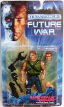 Terminator 2 Future War - Kenner - Rapid Repair Terminator