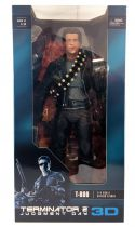 Terminator 2 Judgment Day 3D - T-800 1/4 Scale (45cm) - Neca