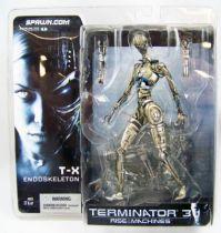 Terminator 3 - McFarlane Toys - T-X (Endoskeleton)