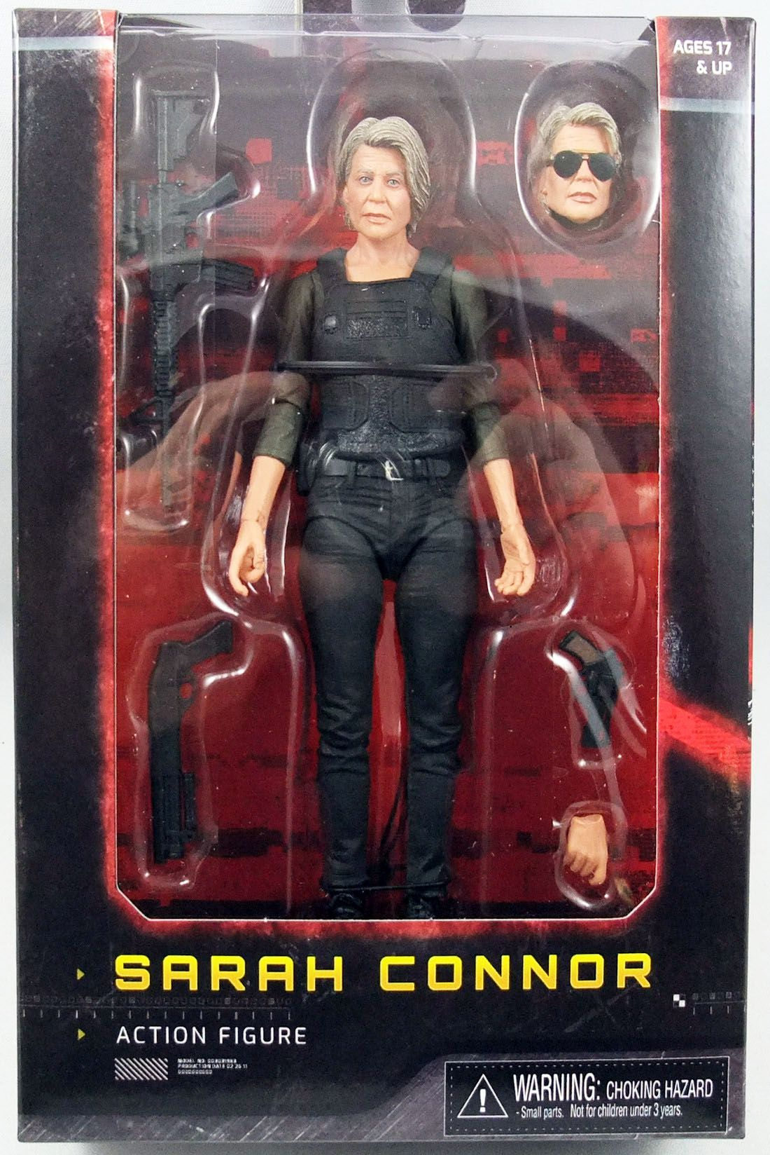 Neca Terminator Dark Fate Sarah Connor