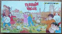 Terrain Vague - Board Game - Ludodélire 1994 Illustrated by Tardi