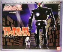 Tetsujin 28 - Black Ox Bandai Soul of Chogokin GX-29