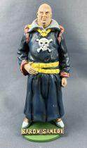 Tex Willer - Hachette resin statue - Baron Samedi