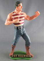 Tex Willer - Hachette resin statue - Pat MacRyan