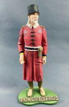 Tex Willer - Hachette resin statue - Prince Sergio