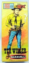 """Tex Willer - Mego - Tex Willer 8\"""" Action-Figure - Baravelli Italy 1971"""