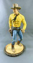 Tex Willer - Statue Résine 30cm (Infinite Statue 2010) Edition Limitée 648ex.