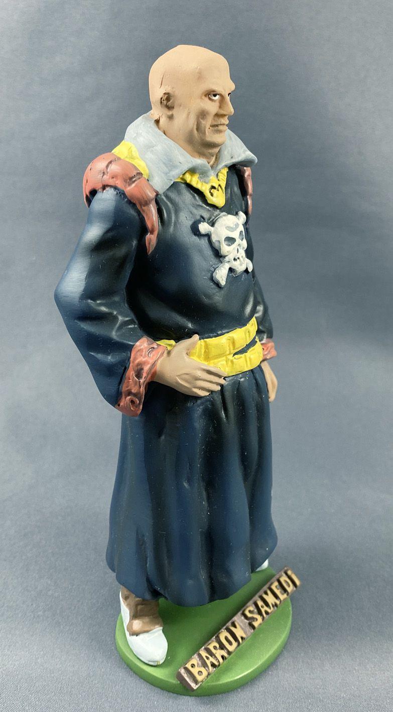 Tex Willer - Statuette résine Hachette - Baron Samedi