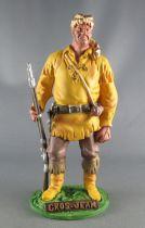 Tex Willer - Statuette résine Hachette - Gros-Jean