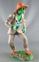 Tex Willer - Statuette résine Hachette - L\'Alien