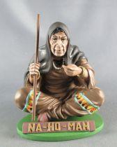 Tex Willer - Statuette résine Hachette - Na-Ho-Mah