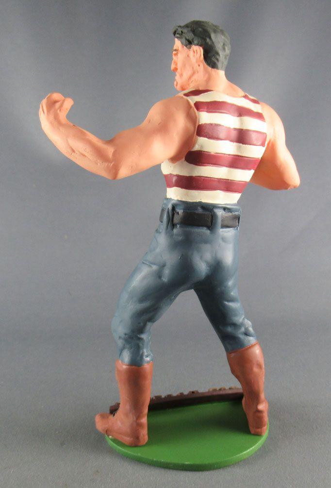 Tex Willer - Statuette résine Hachette - Pat MacRyan