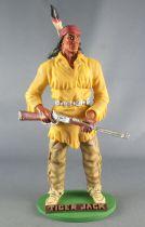 Tex Willer - Statuette résine Hachette - Tiger Jack