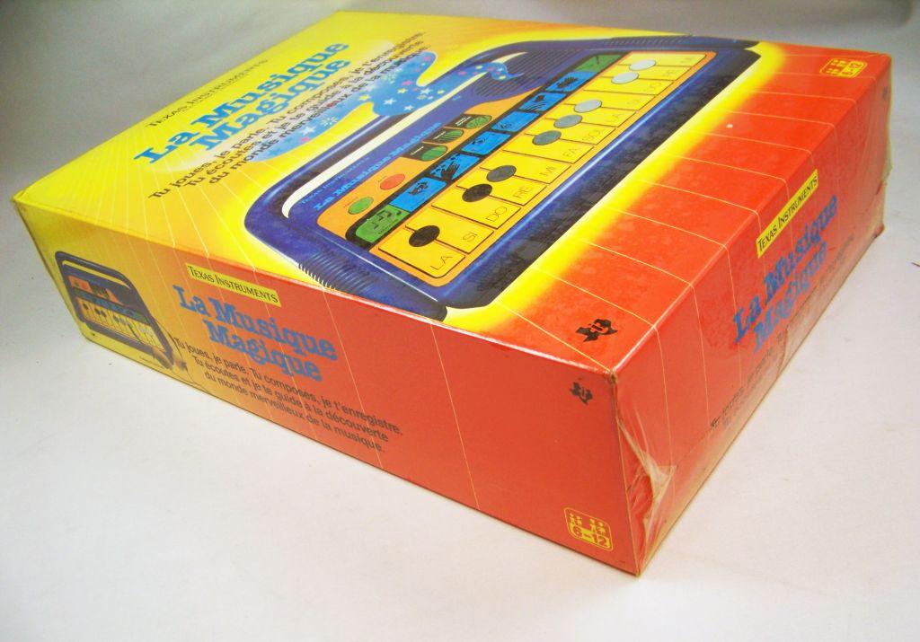 Texas Instruments - La Musique Magique 1988 (neuve en boite) 02