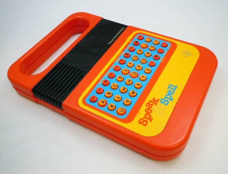 Texas Instruments - Speak & Spell 1978 (loose in box)