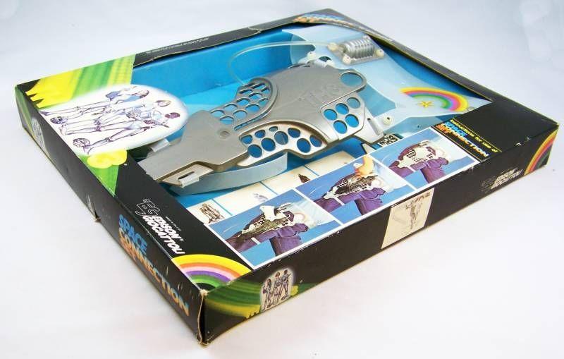 TH3 - Edison Giocattoli - Space Connection Set Ref 850