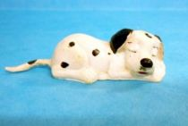 The 101 dalmatians - Jim figure - Baby sleeping (red collar)