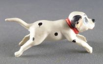 The 101 dalmatians - Jim figure - Puppy runing (red collar)