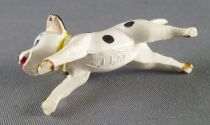 The 101 dalmatians - Jim figure - Puppy runing (yellow collar)