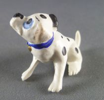 The 101 dalmatians - Jim figure - Puppy scatching his ear (blue collar)