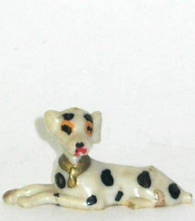 The 101 dalmatians - Marx figure - Perdita laying