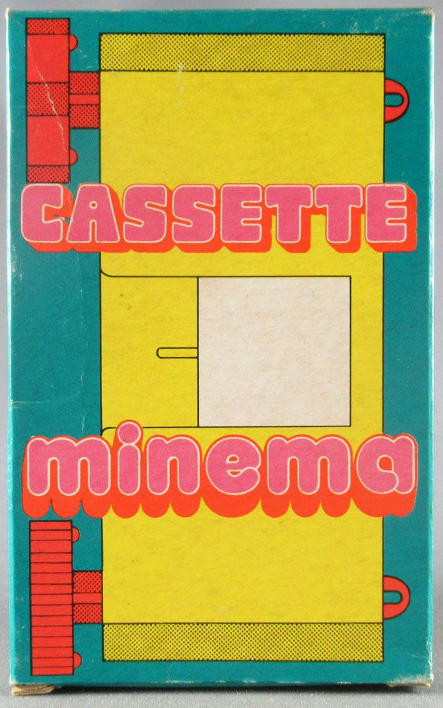 The 101 dalmatians - Meccano France 42605 - Minema Tape The Wedding MIB