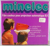 The 101 Dalmatians - Super 8 Movie Color - Minelec / Cinema (Meccano France) - The Flight (ref.43323)