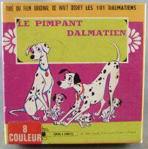 The 101 Dalmatians - Super 8 Movie Color 15m Disney - The Dapper Dalamatian