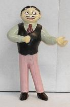 The Animated Addams Family - Gomez - HBPC candy dispenser figure