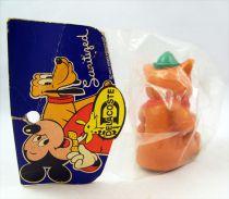 The Aristocats - Delacoste squeeze toys - Italian Cat (mint in baggie)