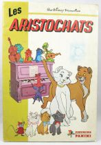 The Aristocats - Panini Stickers collector book