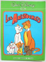 The Aristocats - The movie comic book - Editions GDL Walt Disney
