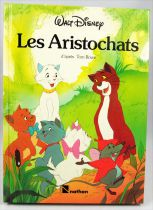 The Aristocats - The movie illustrated story book - Editions Nathan