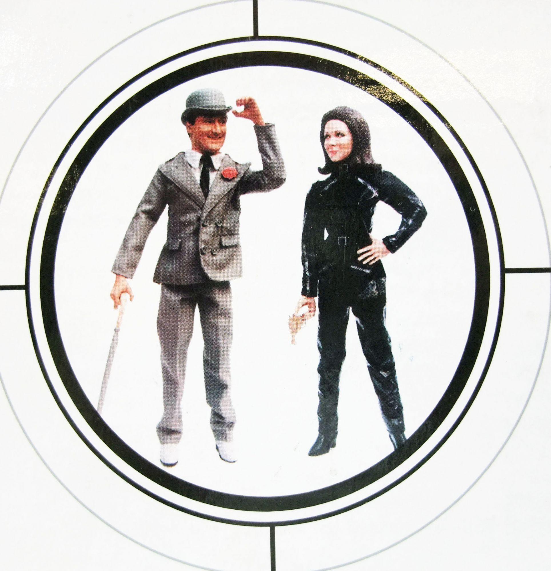 The Avengers - John Steed & Emma Peel - Product Enterprise