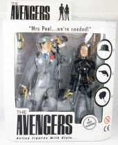 The Avengers (Chapeau melon et Bottes de cuir) - John Steed & Emma Peel - Product Enterprise