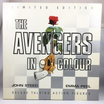 "The Avengers ""in colour\"" (Chapeau melon et Bottes de cuir) - John Steed & Emma Peel - Product Enterprise"